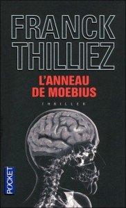 L'anneau de Moebius  Franck Thilliez 9782266205047-182x300