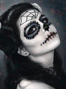 Halloween, juste pour rire. dans divers calavera-la-catrina-224x300