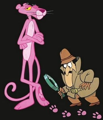 Dessins anim s plius - Panthere rose dessin anime ...