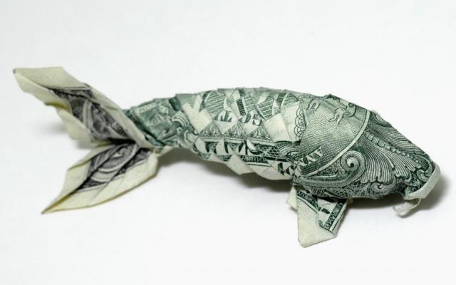 poisson-origami-dollars