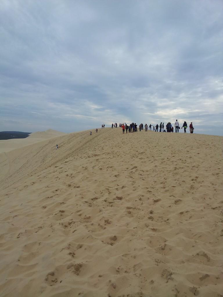 la dune du Pilat ou du Pyla dans J'aime 20130914_163719